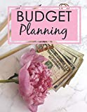 Budget Planning: Household Budget Planner Monthly Income Expense Tracker Personal Finance