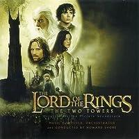 オリジナル・サウンドトラック『ロード・オブ・ザ・リング:二つの塔』 <OST1000>
