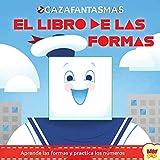 CAZAFANTASMAS. El libro de las formas: 3 (Baby Pop)
