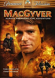 Macgyver: Complete First Season/ [DVD] [Import]