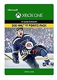 NHL 17: Ultimate Team NHL Points 500 - Xbox One Digital Code