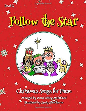 Follow the Star Christmas Songs for Piano
