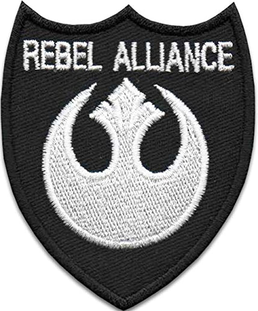 Iron On Patches - Rebel Alliance Patch Iron On Patch Embroidered Applique Miltacusa Star Wars Squadron Rebel Alliance Jedi Order Patch S-41