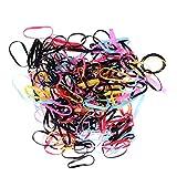 UKCOCO 200pcs colore Elastici, elastico fasce per capelli, copricapo per animali domestici cane e gatto