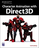 Game Design Books - Character Animation With Direct3D
