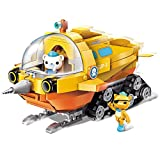 for Age 6+ Building Block Octonauts GUP-S Polar Exploration Vehicle & Barnacles kwazii 275pcs Building Brick Set-Without Original Box (3704)