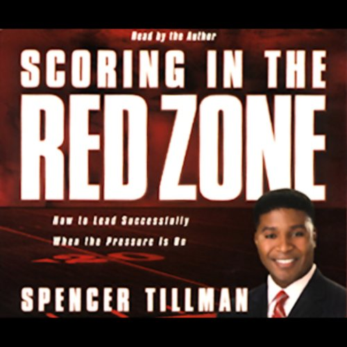Scoring in the Red Zone cover art
