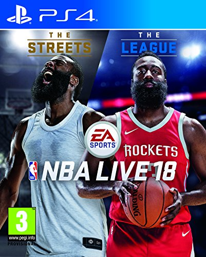 NBA Live 18 - The One Edition - PlayStation 4