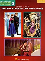 Songs from Frozen, Tangled and Enchanted (Easy Piano Play-Along)