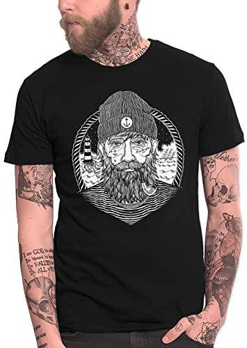 Real Captain Camiseta para Hombre