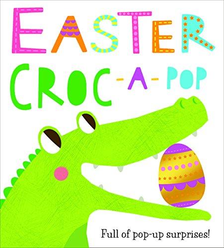 Easter Croc: Full of pop-up surprises!
