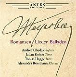 Giacomo Meyerbeer-Romanzen,Lieder,Balladen