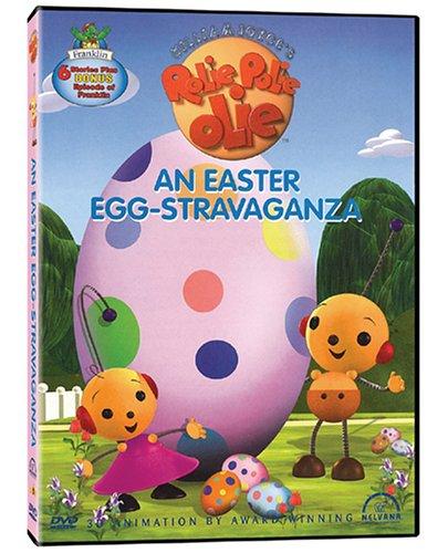 Rolie Polie Olie - An Easter Egg-Stravaganza