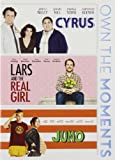 Cyrus / Lars & Real Girl / Juno [Reino Unido] [DVD]