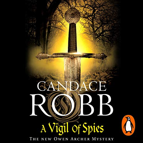 A Vigil of Spies cover art