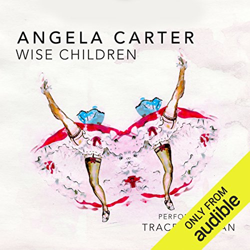 Wise Children audiobook cover art