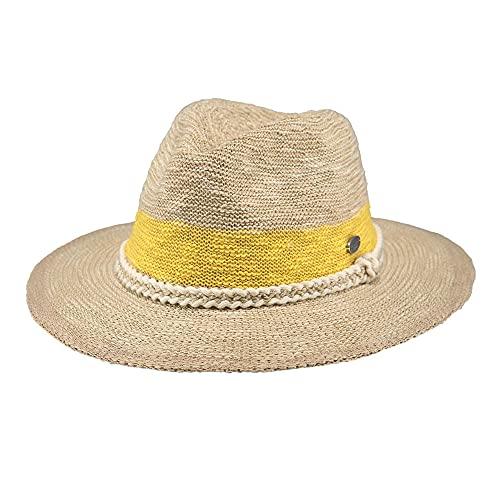 Barts Damen Smaragd Hat Hut, gelb, Eine Größe