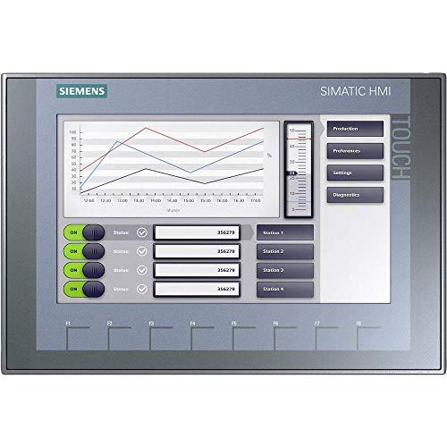 Siemens ST801–Panel Basic SIMATIC Metall Hart Integral KTP900Display TFT 9