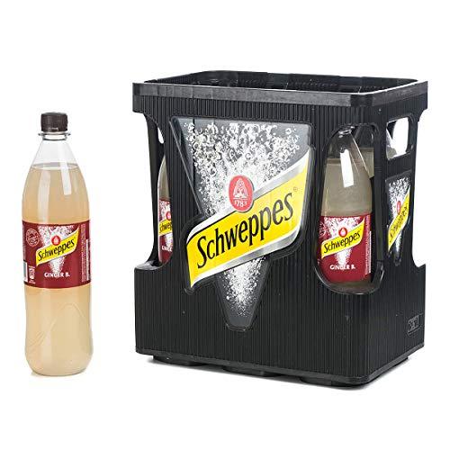 Schweppes Original Ginger Beer MEHRWEG, (6 x 1 l)