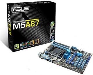 ASUS M5A87 - Placa Base (DDR3-SDRAM, DIMM, Dual, AMD, Socket AM3+, 5,2 GT/s)