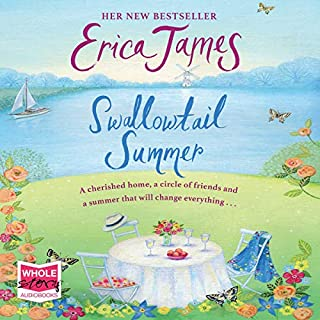 Swallowtail Summer                   By:                                                                                                                                 Erica James                               Narrated by:                                                                                                                                 Richard Trinder                      Length: 13 hrs and 25 mins     32 ratings     Overall 3.9