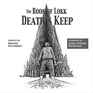 The Book of Lokk audiobook cover art