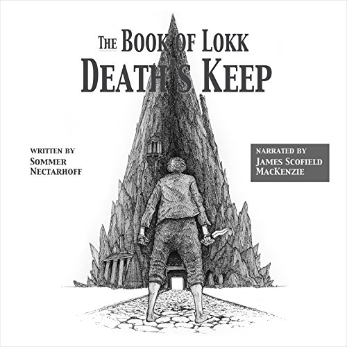 The Book of Lokk audiobook cover art