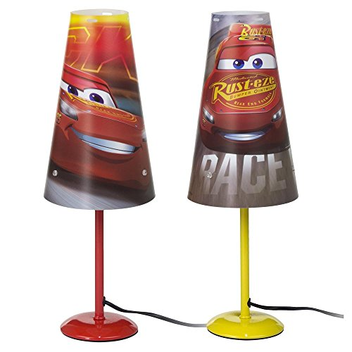 Lámpara redonda 38cm de Cars (-LQ2011)
