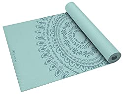 Gaiam Eco Yoga Mat (Amazon)