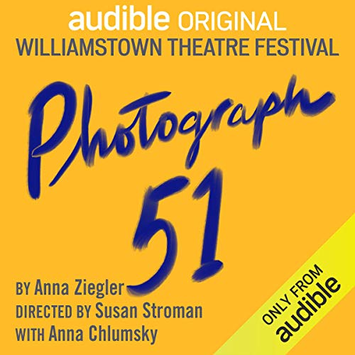Photograph 51 Audiobook By Anna Ziegler cover art
