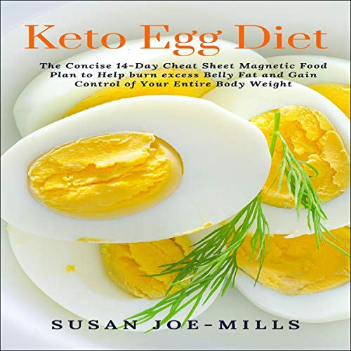 Keto Egg Diet Titelbild