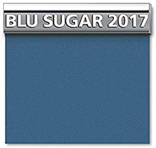 Biancaluna Copripoltrona per Poltrone Reclinabili Relax Genius Lounge Copridivano 1 Posto (Blu Sugar)