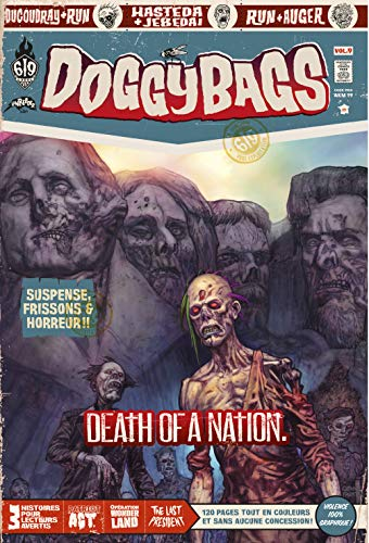 Doggybags, Tome 9 : Death of a Nation