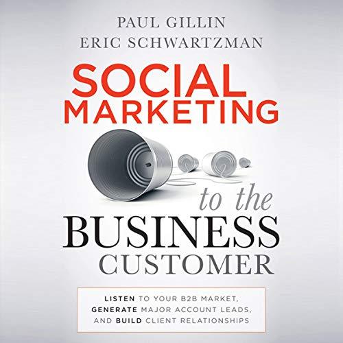 Social Marketing to the Business Customer Titelbild