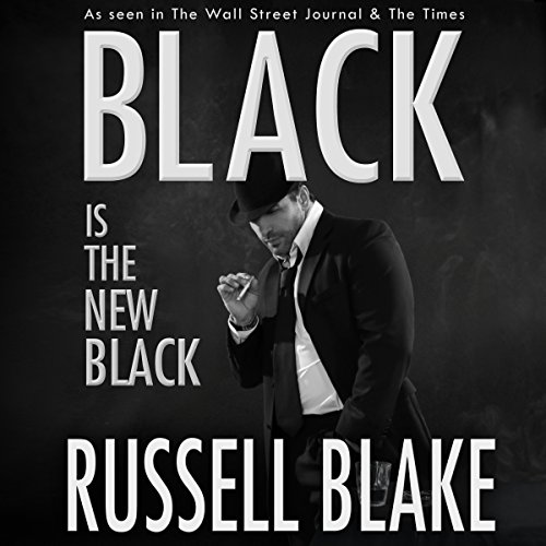 Black Is the New Black audiobook cover art
