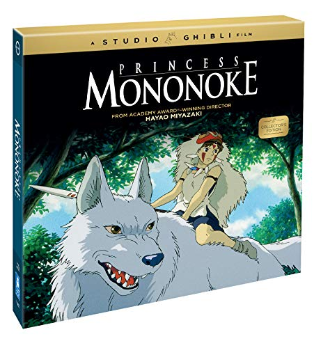 Princess Mononoke (Collector's Edition)