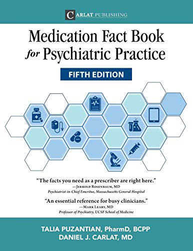 Medication Fact Book for Psychiatric Practice, Fifth Edition