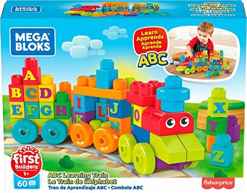 MEGA Bloks Tren de Aprendizaje ABC