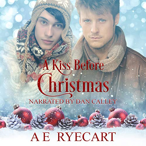 A Kiss Before Christmas: A Snowy London Love Story cover art