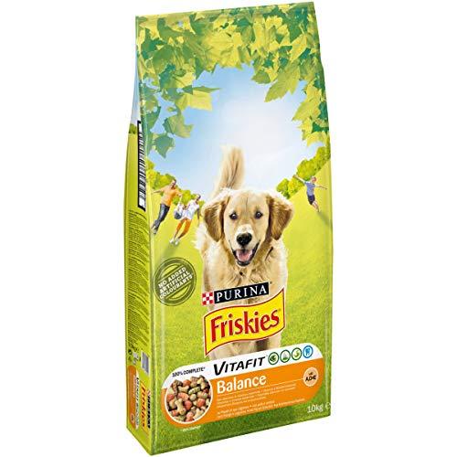 Freskies – Báscula de Pollo – 10 kg – Pienso para Perro Adulto – Juego de 1