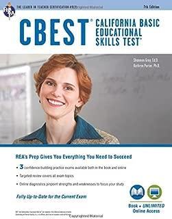 CBEST (California Basic Educational Skills Test) (CBEST Teacher Certification Test Prep)