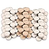 Ikea SINLIG - Juego de 30 velas aromáticas de vainilla dulce (4 unidades)