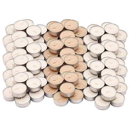 IKEA SINNLIG Scented Tealights Vanilla Fragranced 120 Pieces