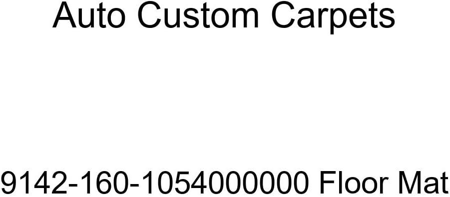 5 popular Auto Custom Carpets Popularity Floor 9142-160-1054000000 Mat