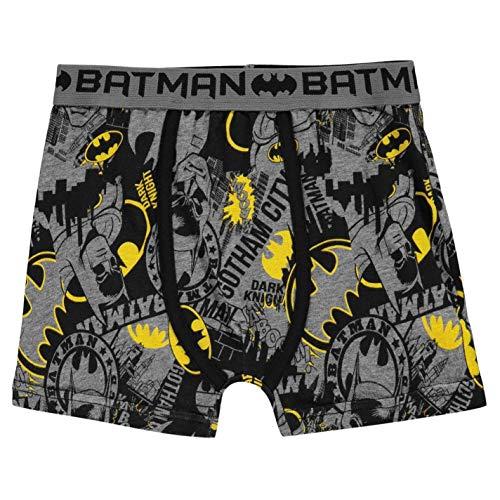 Character Jungen 2 Pack Boxer Shorts Batman 5-6 Jahre
