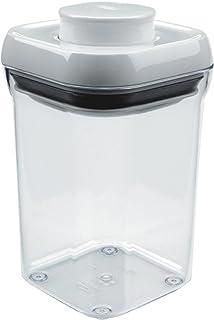 Oxo 1071401 .9 Quart Pop Small Square Food Storage Container - Quantity 8