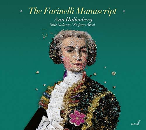 The Farinelli Manuscript - Arias by Latilla, Conforto, Giacomelli & Mele