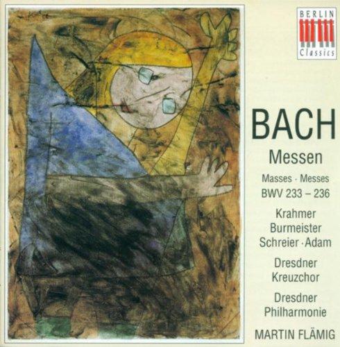 Bach, J.S.: Masses - Bwv 233-236 (Flamig)