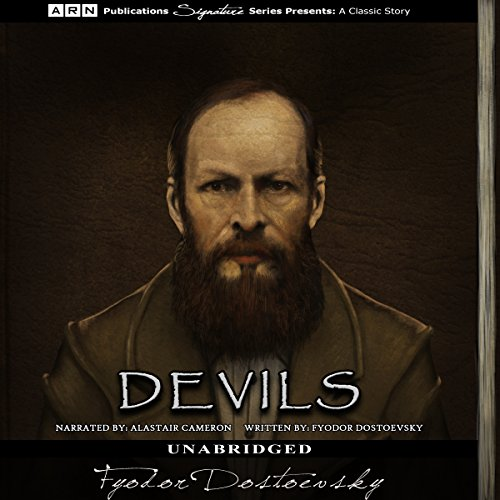 Devils audiobook cover art