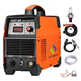 Plasma Cutter 40A 220 V Électrique DC Inverter Air Plasma Machine De Découpage CUT40 Metal Cutter HITBOX